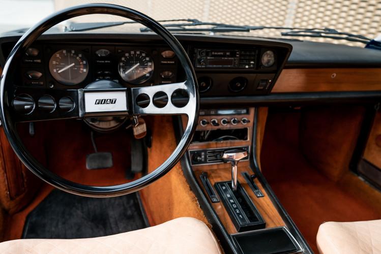 1973 FIAT 130 Coupè 3200 Automatica 29