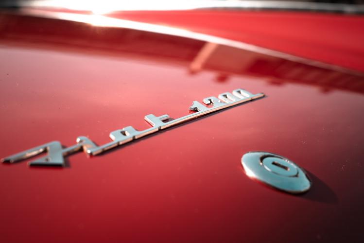 1962 Fiat 1200 Cabriolet Pininfarina 17