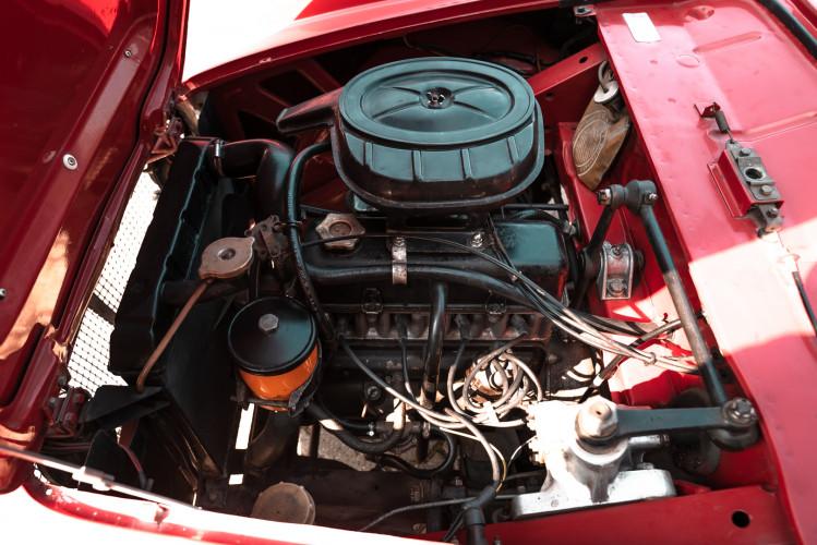 1962 Fiat 1200 Cabriolet Pininfarina 39