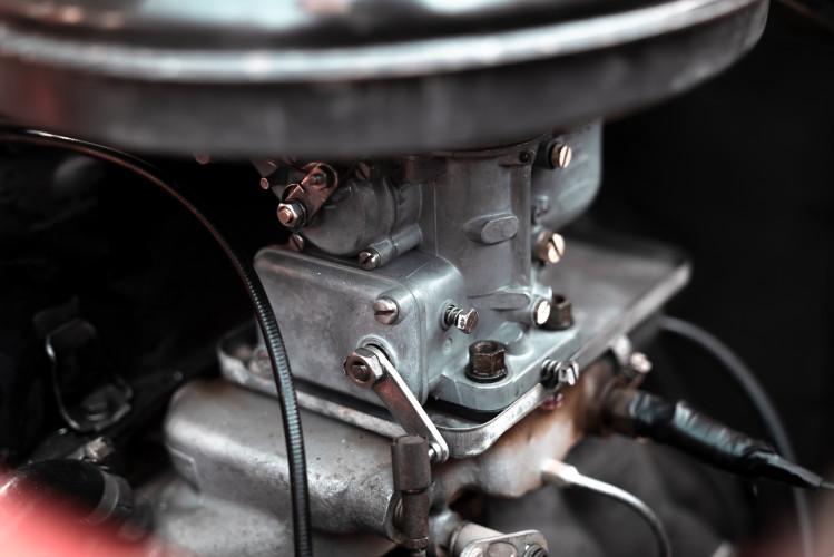 1962 Fiat 1200 Cabriolet Pininfarina 40