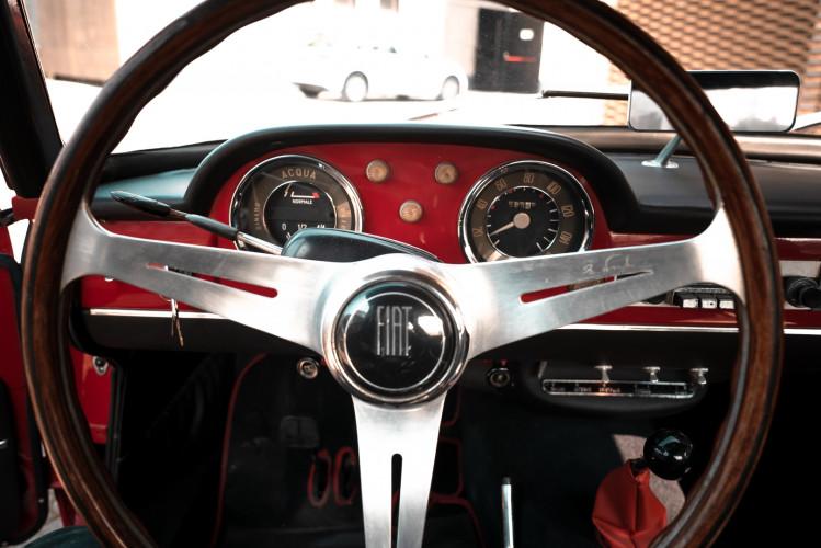 1962 Fiat 1200 Cabriolet Pininfarina 35