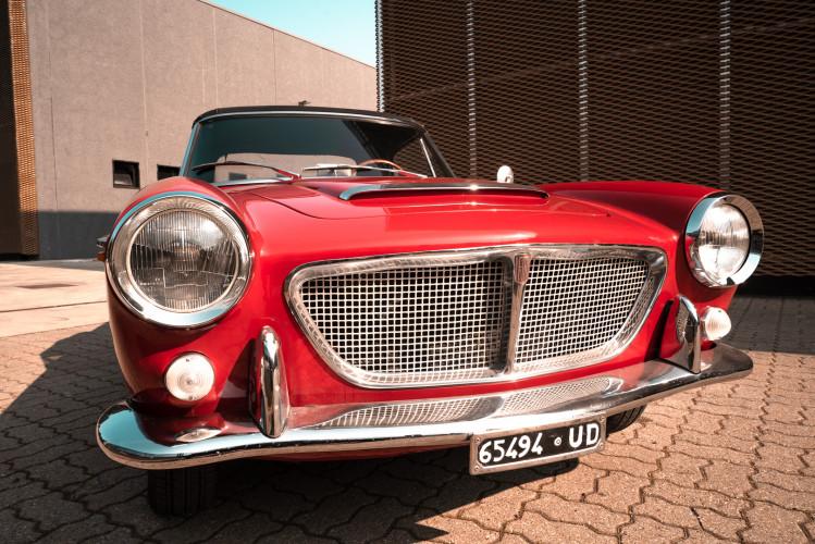 1962 Fiat 1200 Cabriolet Pininfarina 11