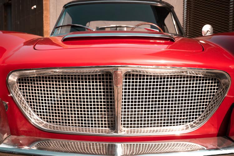 1962 Fiat 1200 Cabriolet Pininfarina 13