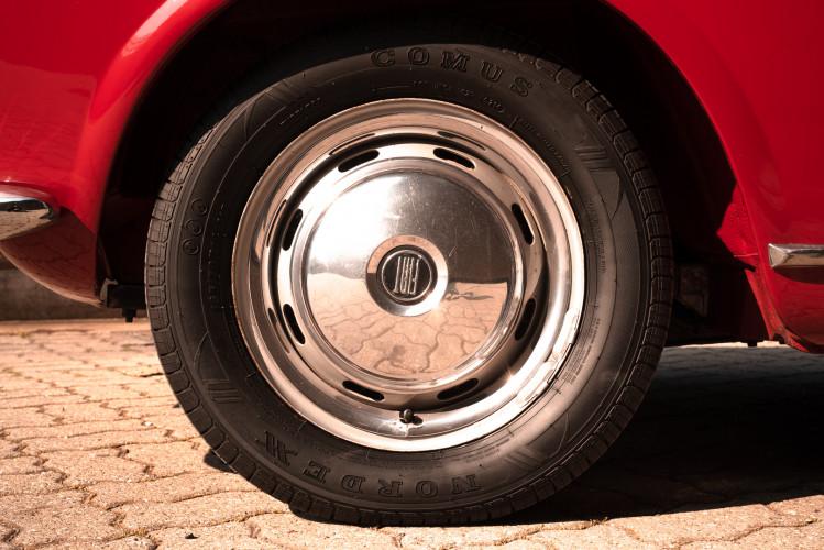 1962 Fiat 1200 Cabriolet Pininfarina 15