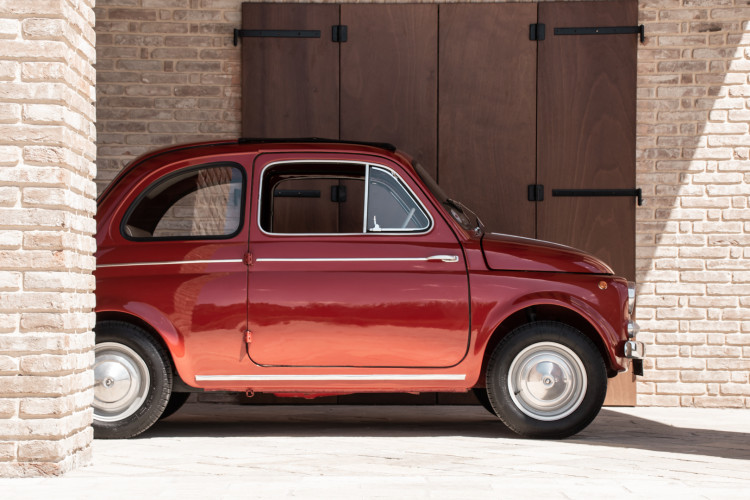 1963 Fiat 500 D 2