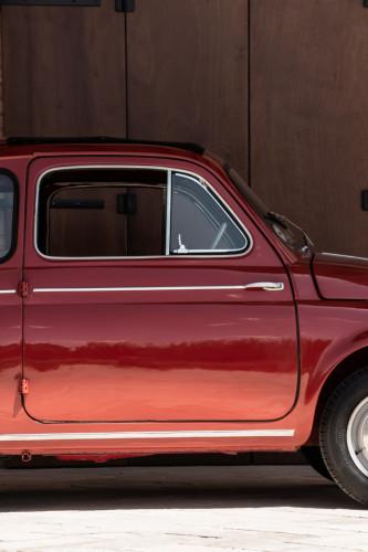 1963 Fiat 500 D 12