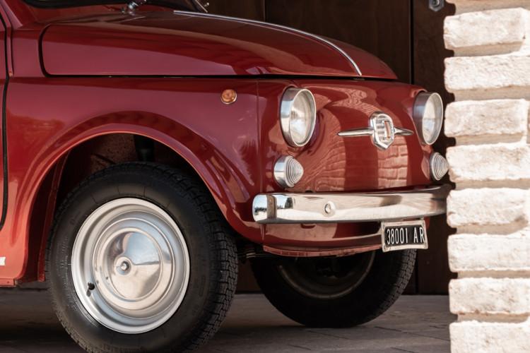 1963 Fiat 500 D 14