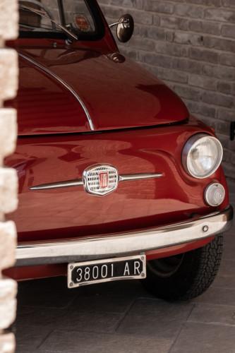 1963 Fiat 500 D 16