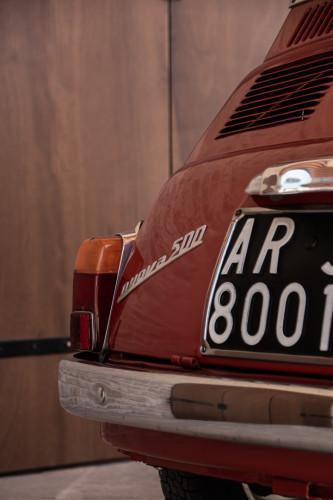 1963 Fiat 500 D 15