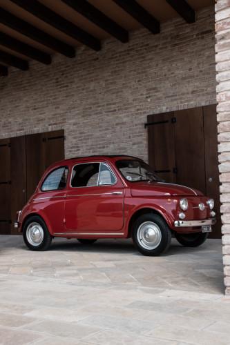 1963 Fiat 500 D 5