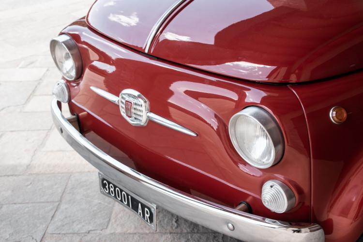 1963 Fiat 500 D 23