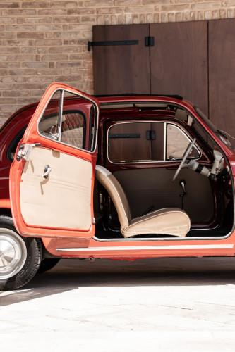 1963 Fiat 500 D 44