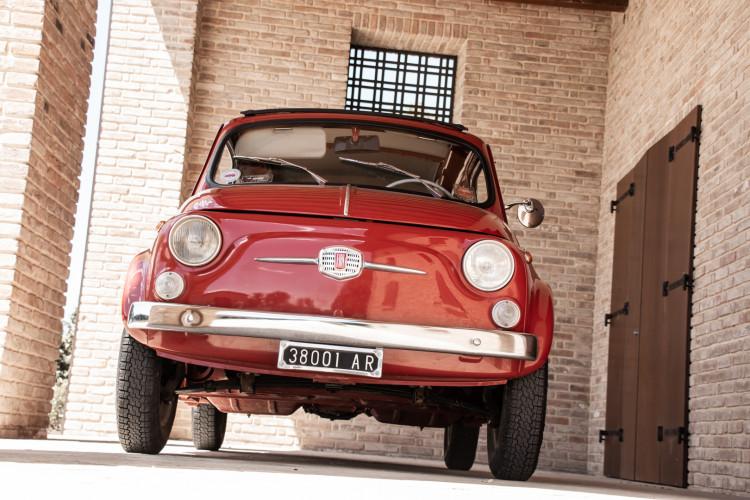 1963 Fiat 500 D 8