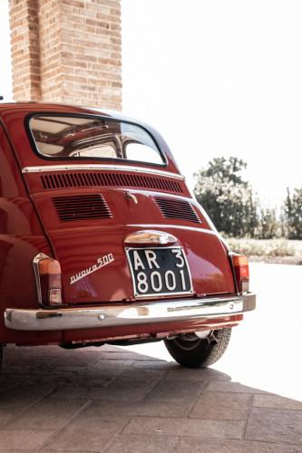 1963 Fiat 500 D 13