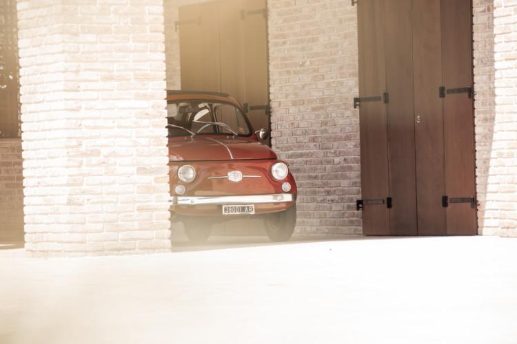 1963 Fiat 500 D 9