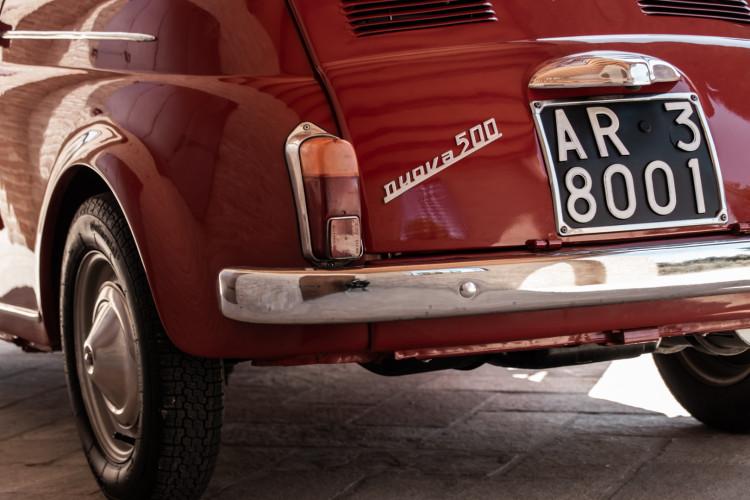 1963 Fiat 500 D 11