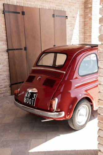 1963 Fiat 500 D 10
