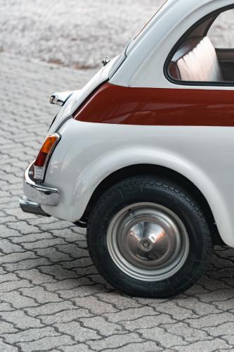 1970 FIAT 500 F 11