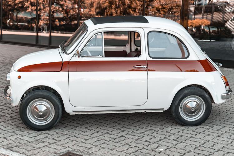 1970 FIAT 500 F 10