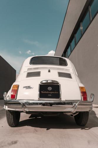 1969 Fiat 500 L 7