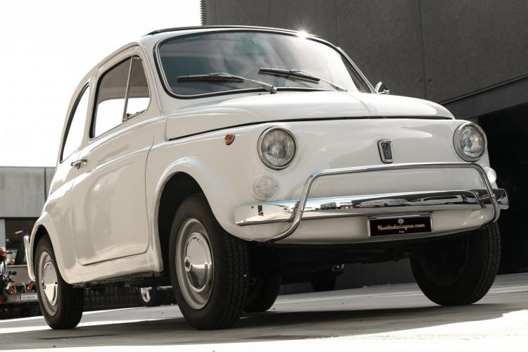 1969 Fiat 500 L 26