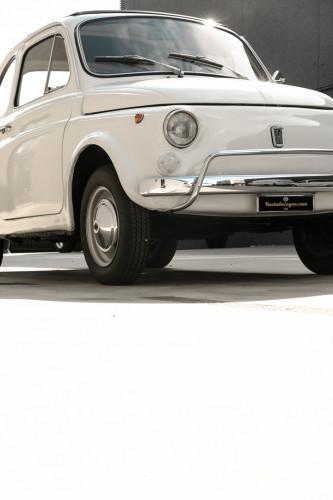 1969 Fiat 500 L 22