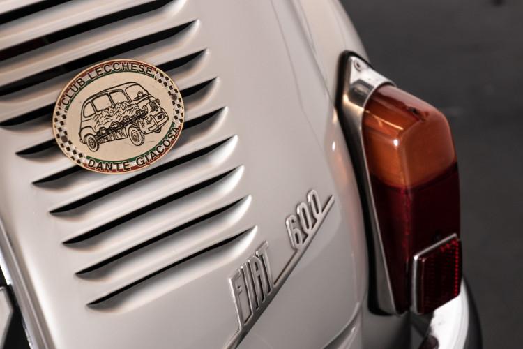 1963 FIAT 600 D MULTIPLA 11