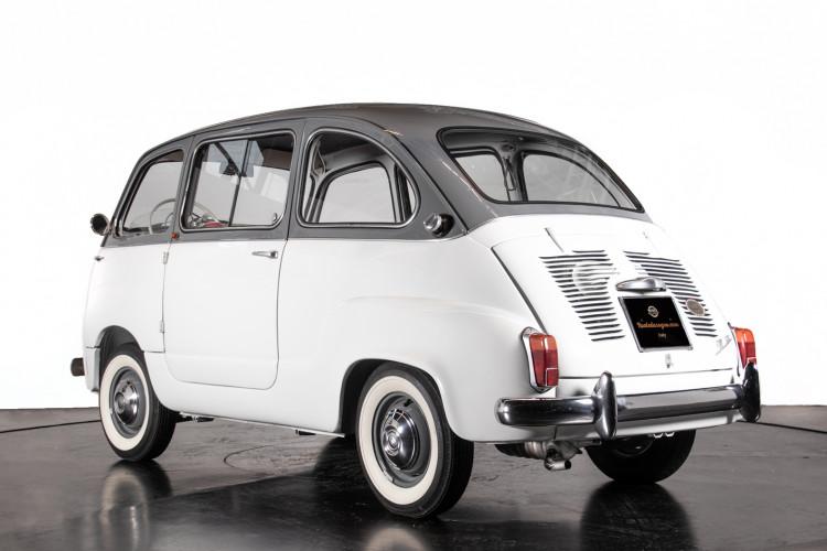 1963 FIAT 600 D MULTIPLA 2