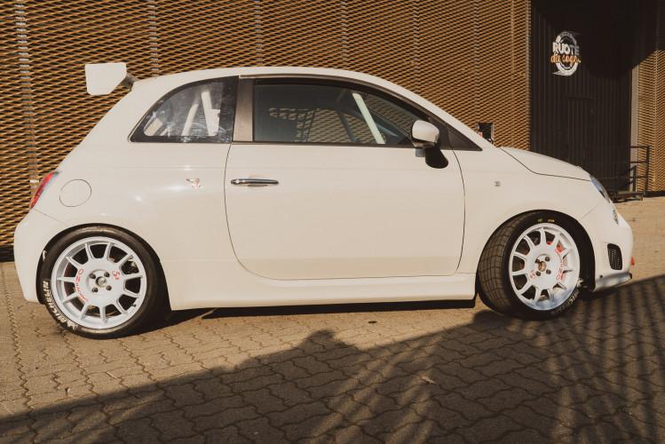 2009 Fiat 500 Abarth Assetto Corse 8