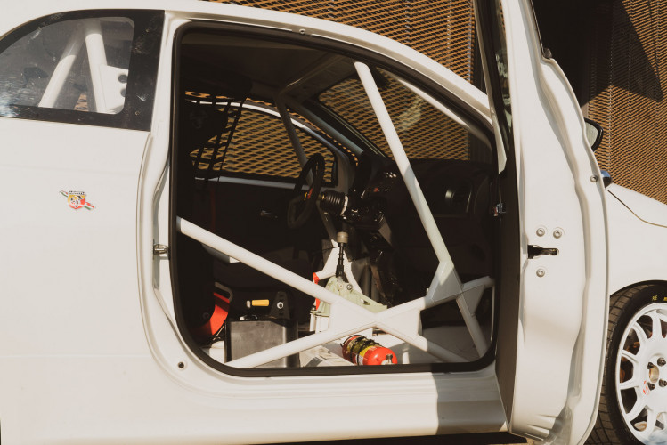 2009 Fiat 500 Abarth Assetto Corse 31