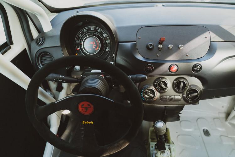 2009 Fiat 500 Abarth Assetto Corse 47
