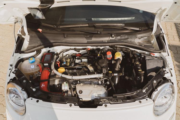 2009 Fiat 500 Abarth Assetto Corse 54