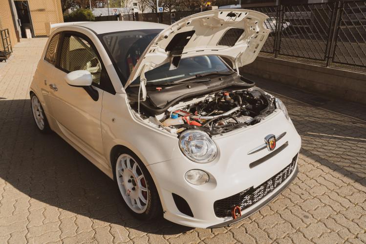 2009 Fiat 500 Abarth Assetto Corse 53