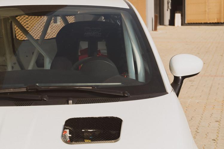 2009 Fiat 500 Abarth Assetto Corse 19