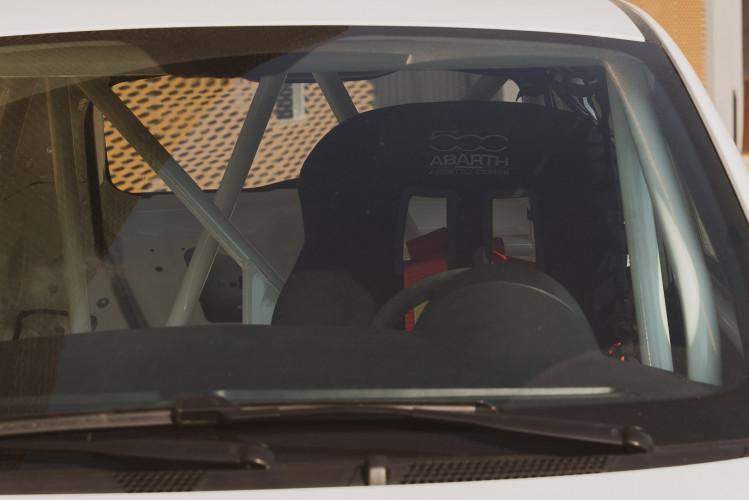 2009 Fiat 500 Abarth Assetto Corse 29
