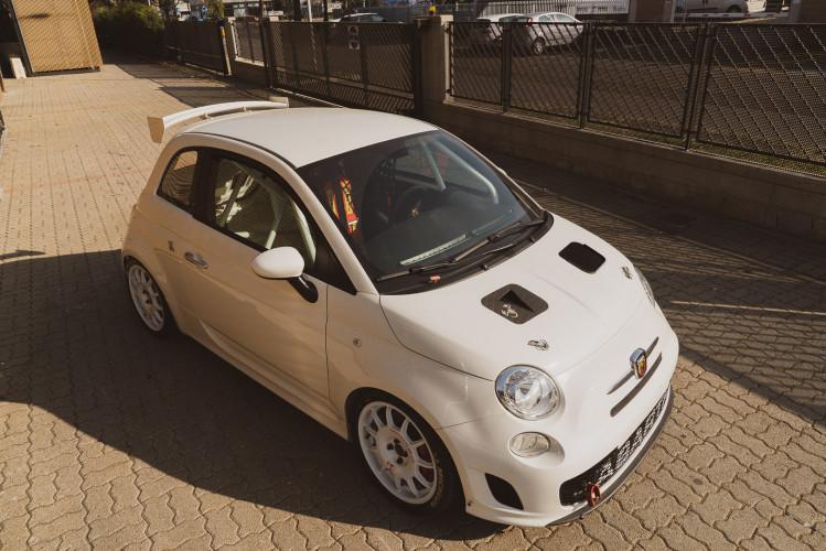 2009 Fiat 500 Abarth Assetto Corse 6