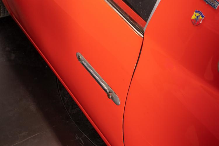 1960 Fiat Abarth 750 Bialbero record Monza 12