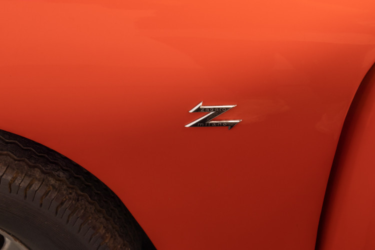 1960 Fiat Abarth 750 Bialbero record Monza 20