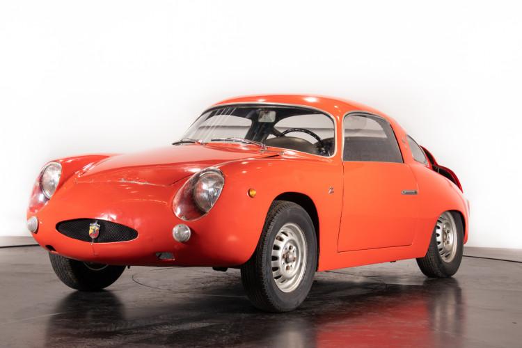 1960 Fiat Abarth 750 Bialbero record Monza 0