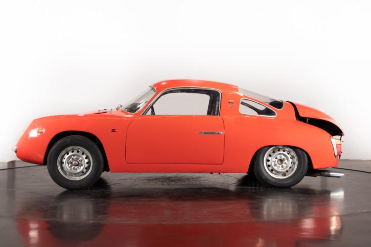 1960 Fiat Abarth 750 Bialbero record Monza 1