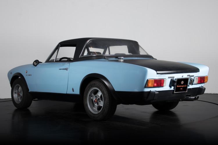 1973 Fiat 124 sport rally Abarth 2