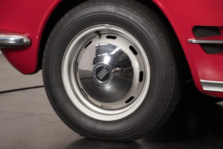 1963 Fiat 2300 S coupè 12
