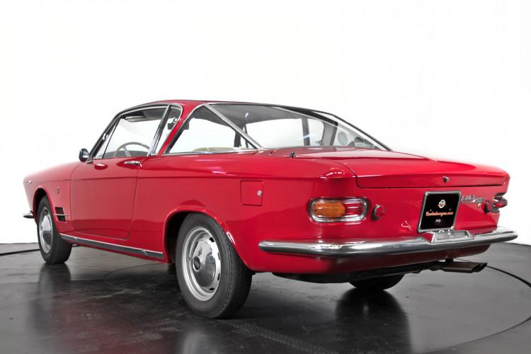 1963 Fiat 2300 S coupè 9