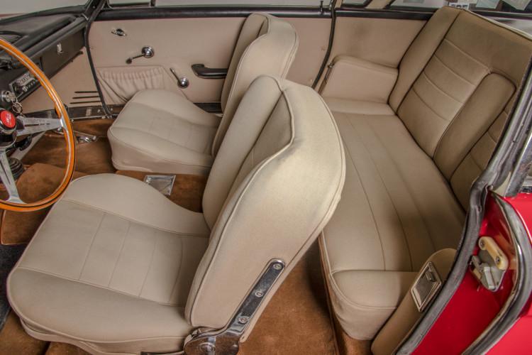 1963 Fiat 2300 S coupè 23
