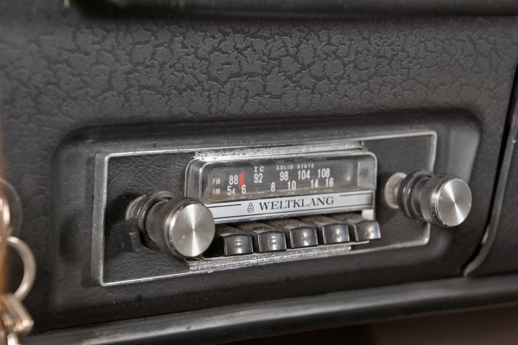 1963 Fiat 2300 S coupè 21
