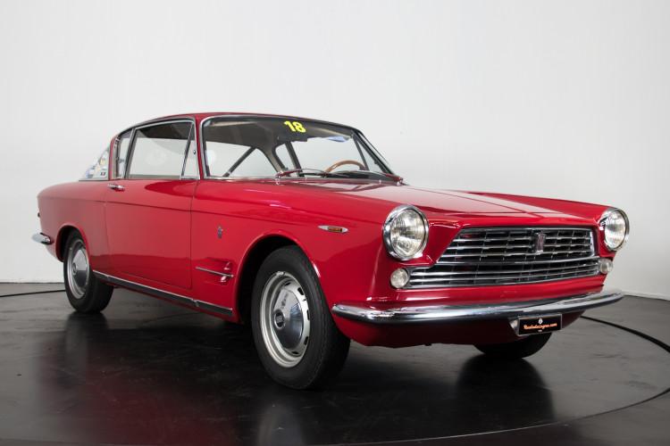 1963年 フィアット 2300 S クーペ