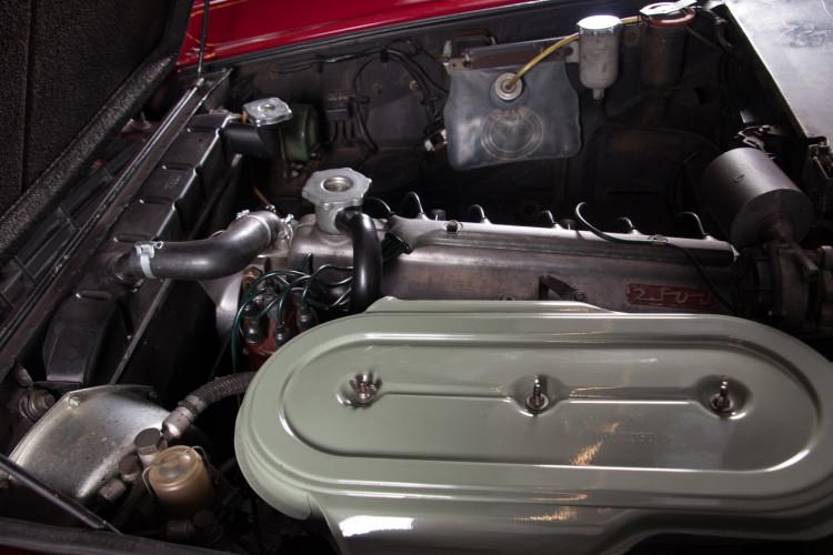 1963 Fiat 2300 S coupè 33
