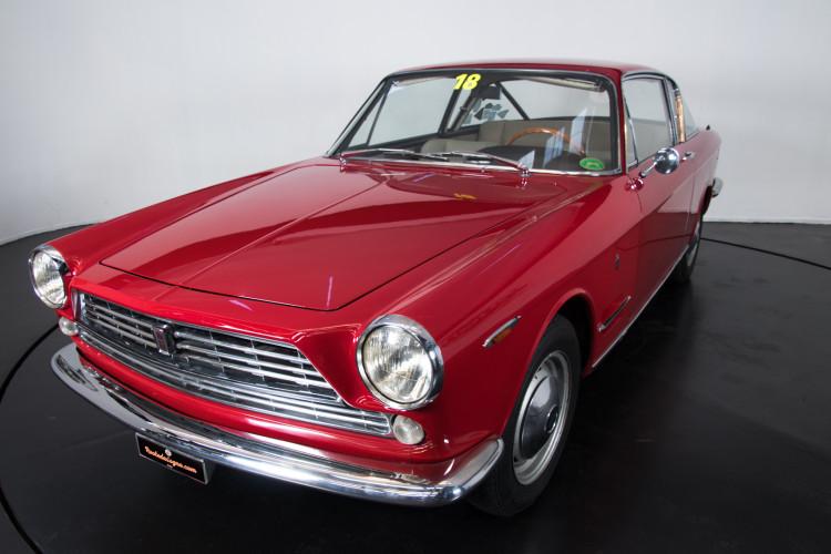 1963 Fiat 2300 S coupè 28