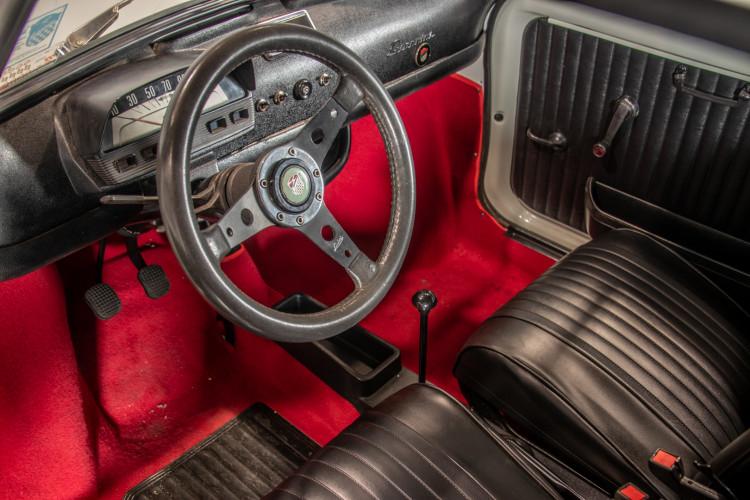 1972 Fiat 500 TV Giannini  17