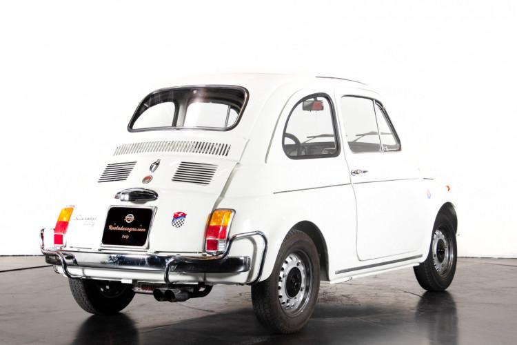 1972 Fiat 500 TV Giannini  4